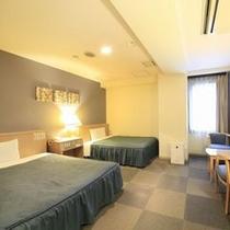 【ツインルーム】22平米(ベッド120×200・140×200)