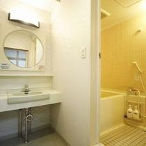 【和室】バスルーム