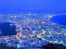 ■■函館山夜景(冬ヴァージョン)■■