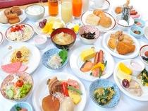 朝食一例です☆