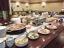 朝食バイキング☆★ 年末年始はお膳の場合もございます。