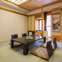 和室は8畳、10畳、15畳と人数に合わせてご利用頂けます。