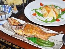 【料理】季節の料理一例