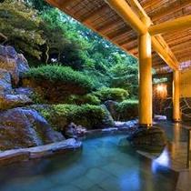 箱根強羅温泉大浴場