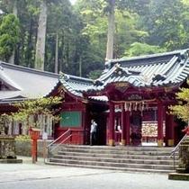 箱根神社(ホテルより車20分)