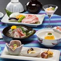 【特撰コース】お料理一例(イメージ)