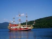 *箱根観光船
