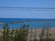 海の風景(4月)