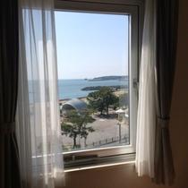 お部屋からの景色(海側)