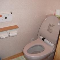 室内トイレ