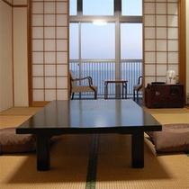 客室一例〜和室〜