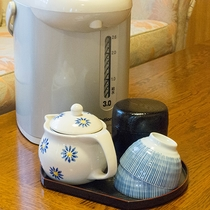 *客室にお茶セットをご用意