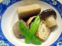 おふくろの味 煮物一例(季節により変更)