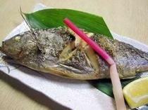おふくろの味 焼き魚一例