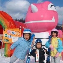【冬】子どもたちも思わずにっこり