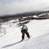 【冬】Let'sスキー!!