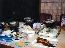 料理一例☆