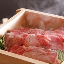 和牛蒸籠プランお料理一例
