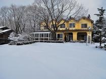 雪景色のクレール