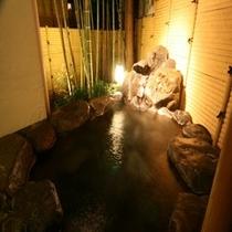 露天風呂1