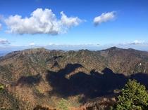 稲村ケ岳からの眺望