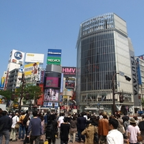 ◇渋谷スクランブル交差点◇
