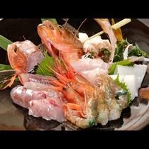 津居山港の新鮮な地魚