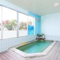 【薬湯トウキ風呂】体を芯から温める、薬湯トウキ風呂。『24時間入浴可能です』