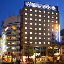 ■ホテル外観