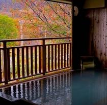 源泉眺望風呂