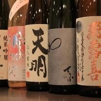会津の地酒を堪能