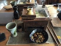 和洋折衷湯豆腐のときもありサンプル