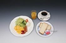 【洋】朝食メニュー【和】・【洋】お好きな方をお選びください。お値段600円