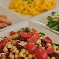 【豆!!】色んなビーンズが楽しめます♪味はイタリアンドレッシング味です。