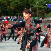 【みちのくYOSAKOIまつり】仙台の代表的なお祭りのひとつに定着