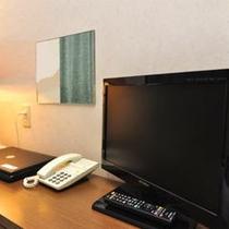 [NEW]22インチ薄型液晶TV全室設置