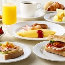★朝食バイキング⑪