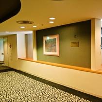 ★客室エレベーターホール