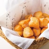 ★朝食バイキング⑭大田区発祥「揚げパン」