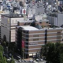仙台三越_ショッピングロードまで地下鉄1駅!