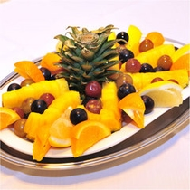 【朝食バイキングメニュー】フルーツ!あっさり派の方にオススメ♪