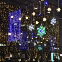 12月イベント_星も輝く光のページェント