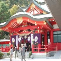 仙台藩にゆかりのある青葉神社_ホテルより徒歩約10分
