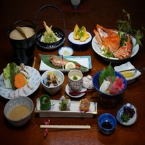【お料理】会席料理