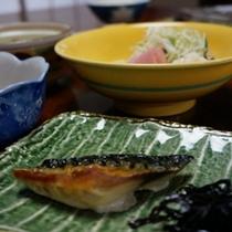 【お料理】朝食 美味少量です^^
