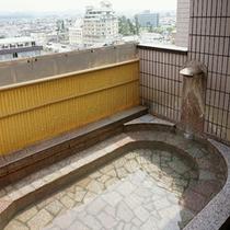 藤壺の湯 露天風呂