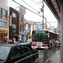 高槻市駅前バス停