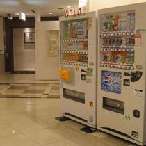 4F自動販売機