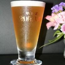 湯上りに、グビっと冷たい!生ビール★