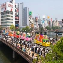 【5月・博多どんたく港祭り】